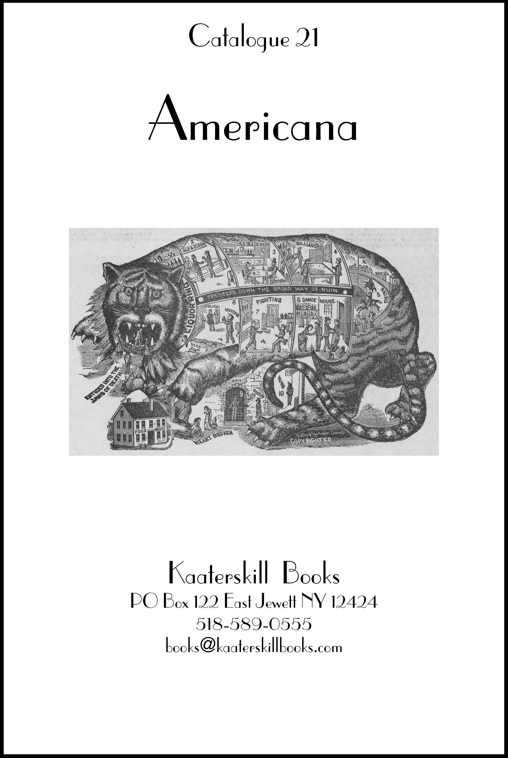 Catalogue 21: Americana