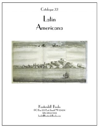 Catalogue 22: Latin Americana