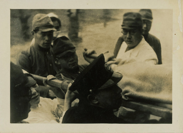 Small Archive of Japanese Movie Stills from the World War II Era by Japan   Cinema  World War II on Kaaterskill Books