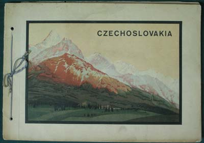 Czechoslovakia: its Beauties and Features of Interest.