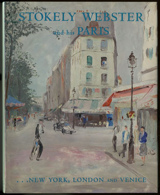 Stokely Webster and his Paris, New York, London and Venice. Stokely Webster.