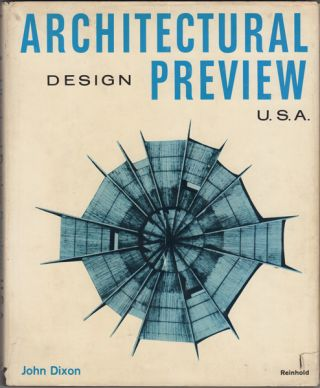 Architectural Design Preview, U.S.A. John Dixon