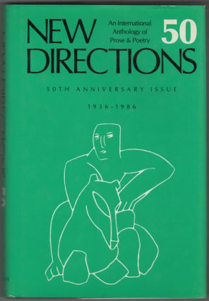 New Directions In Prose And Poetry 50. J. ed Laughlin