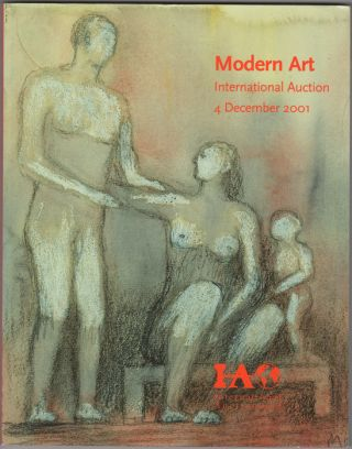 Modern Art: Impressionist and Modern Paintings, Prints, drawings and sculptur. 4 December 2001....