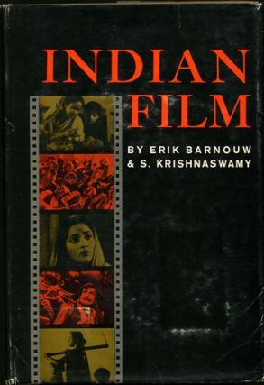 Indian Film. Erik Barnouw, S. Krishnaswamy