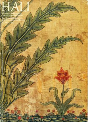 Hali. The International Journal of Oriental Carpets and Textiles. Die internationale Zeitschrift...