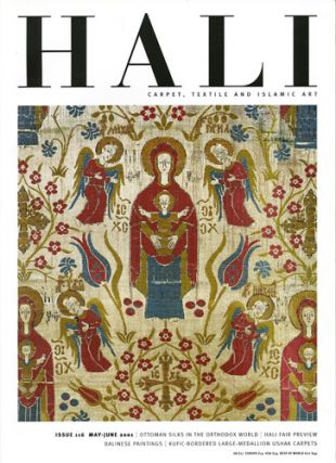 Hali. Carpet, Textile and Islamic Art. Issue 116. May-June 2001. Daniel Shaffer, ed
