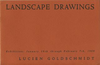 Landscape Drawings. Mainly French and Dutch, 17th to 20th Century. Exhibition: January...