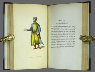 Picturesque Representations of the Dress and Manners of the Russians: Illustrated in sixty-four...