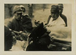 [Small Archive of Japanese Movie Stills from the World War II Era].